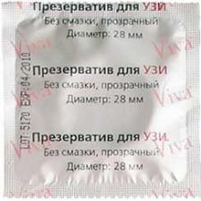 Презерватив для узи Viva