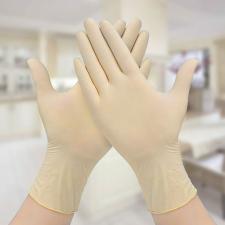 Перчатки латексные смотровые нестерильные неопудренные