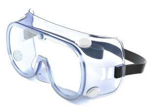 Очки защитные закрытые одноразовые HMX-01 с вентиляцией