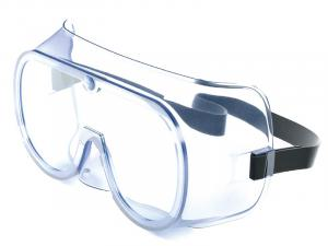 Очки защитные закрытые одноразовые HMX-02