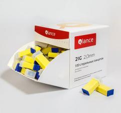 Ланцет автоматический Qlance для взятия крови
